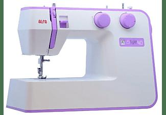 Máquina de coser - Alfa STYLE 40 31 Puntadas, Luz Led, Incluye funda protectora
