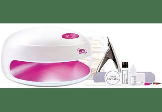Kit de manicura - Rio Beauty UVLP 5- COM Potencia 15W, Lámpara  UV, Fácil manejo