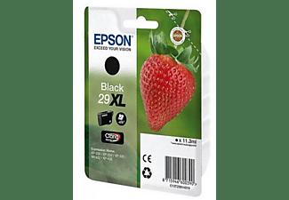 Pack Cartucho de tinta - Epson C13T29914020 Fresa, 29 cartuchos XL, Black