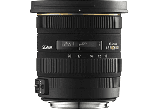 Objetivo - Sigma 10-20 mm f/3,5 EX DC HSM para Canon
