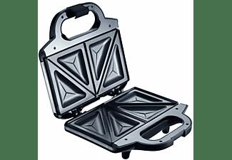 Sandwichera - Tefal SM 1552 Potencia 700W, Capacidad para 2 sándwiches, Antiadherente