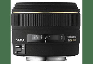 Objetivo - Sigma DC 30 mm, f/1.4 HSM para Nikon