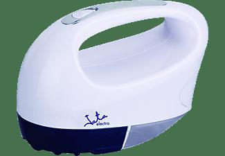 Quitapelusas - Jata QP620, Cuchillas de acero inoxidable, Diseño compacto, Blanco y azul