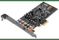 Tarjeta de sonido - Creative Sound Blaster Audigy FX, sonido 5.1