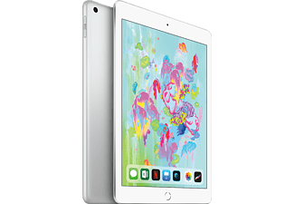 "Apple iPad (2018), 9.7"", 32 GB, WiFi, Plata"