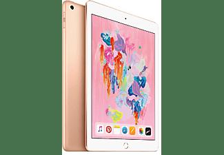 "Apple iPad (2018), 128 GB, Oro, WiFi, 9.7"" Retina, 2 GB RAM, Chip A10 Fusion, iOS"