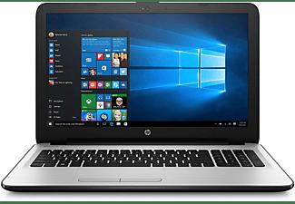 """Portátil - HP Notebook 15-ba039ns, 15.6"""", AMD A10-9600P, 8 GB, 1 TB, AMD Radeon R7 4GB, Plata"""