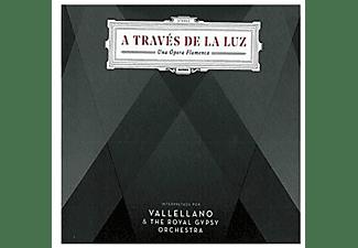 Fernando Vacas and The Royal Gypsy Orchestra - A Través de la Luz, una Ópera Flamenca - CD