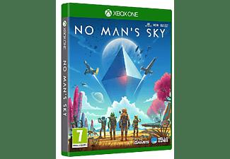 Xbox One No Mans Sky