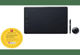 REACONDICIONADO Tableta gráfica - Wacom Intuos Pro L South, 5080 lpi, 311 x 216mm, Negro