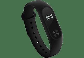 Pulsera de actividad - Xiaomi Mi Band 2, Pantalla OLED, Pulsómetro, Sensor frecuencia cardíaca,