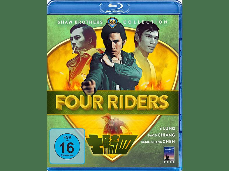 Four Riders [Blu-ray]