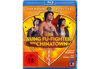 Der Kung Fu-Fighter von Chinatown - Chinatown Kid - (Blu-ray)