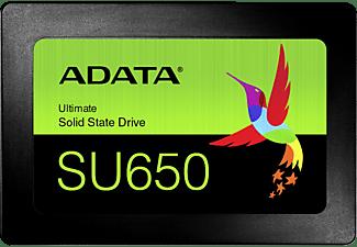 ADATA Ultimate SU650, 960 GB, SSD, NAND Flash, 2,5 Zoll, intern