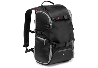 Mochila - Manfrotto Travel Backpack, para Reflex, Gris