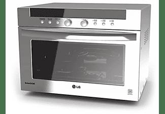 Horno - LG MA3884VC, Microondas, Tecnología LighWave, Inox