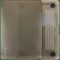 XTREME MAC Microshield Notebooktasche, Full Cover, Transparent Schwarz