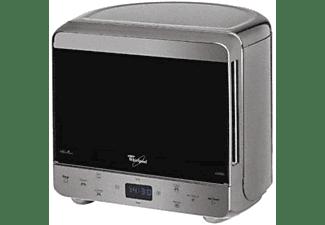 Microondas - Whirlpool MAX38IX Inox, 13 Litros, Grill