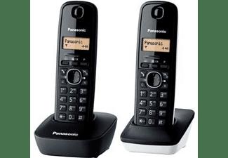 Teléfono - Panasonic KX-TG 1612 SP1 Dúo con identificador de llamada