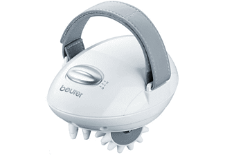 Anticelulítico - Beurer CM50, 2 intensidades de masaje, 3 cabezales dobles rotatorios