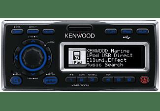 Autorradio intemperie - Kenwood KMR-700U, USB, Compatible iPod/iPhone