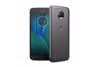 "Móvil - Moto G5S Plus, 5.5"", Full HD, 8x2GHz, 3 GB RAM, 32GB, Gris"