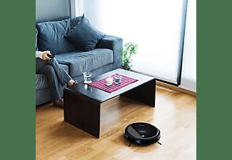 Robot aspirador - Cecotec Conga Serie 990/992 Excellence, 4en1, Barre y Friega, 5 modos, inteligente, Negro