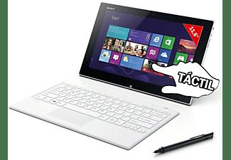 Ordenador portátil Táctil convertible - Sony Vaio Tap 11, Windows 8, 128 GB SSD