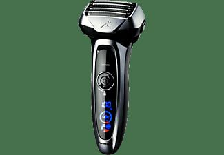 Afeitadora - Panasonic ES LV65 Recargable, Tecnología Wet & Dry, Cuchillas Nanotech, Indicador LED