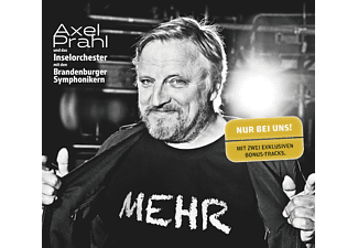 Axel Prahl - Mehr (Exklusiv + 2 Bonus Tracks)  - (CD)