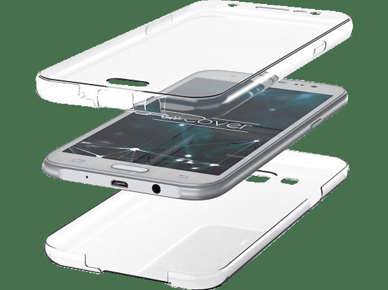 AGM Fullcover , Full Cover, Apple, iPhone XR, Silikon, Transparent