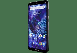 NOKIA 5.1 Plus 32 GB Gloss Black Dual SIM