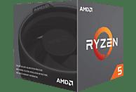 AMD Ryzen 5 2600 Prozessor mit Kühllösung Wraith Stealth