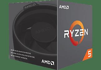 AMD Ryzen™ 5 2600 (YD2600BBAFBOX) Prozessor mit Kühllösung Wraith Stealth