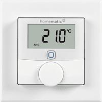 HOMEMATIC IP 150628A0 Wandthermostat mit Schaltausgang für Fußbodenheizungssteuerung