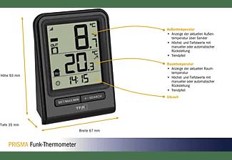 VIVANCO Funk-Thermometer PRISMA