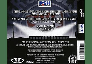 Die Denkedrans - Keine Andere Stadt,Keine Andere Liebe...  - (Maxi Single CD)
