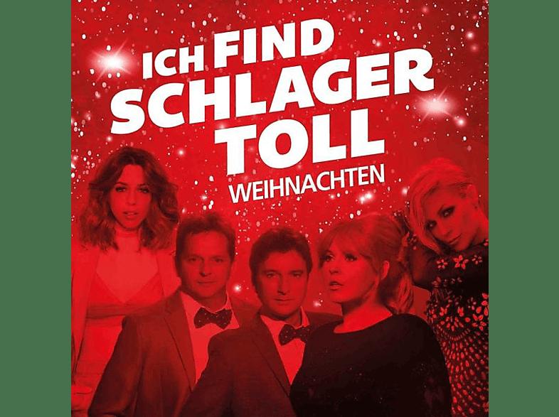 VARIOUS - Ich Find Schlager Toll-Weihnachten [CD]
