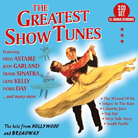 VARIOUS - GREATEST SHOW TUNES [CD]