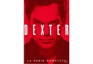 Tv Dexter 1-8 Serie Completa - DVD