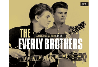 The Everly Brothers - 6 Original Albums Plus  - (CD)