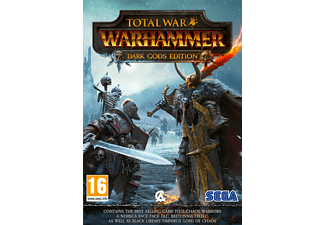 SEGA Total War Warhammer Dark Gods Edition PC Oyun