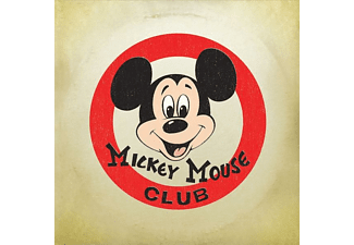 The Mouseketeers - MICKEY MOUSE CLUB MARCH - (Vinyl)