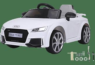 JAMARA KIDS Ride On Car – Audi TT RS Kinderelektroauto, Weiß