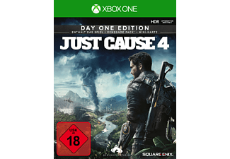 Just Cause 4 - [Xbox One]