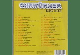 VARIOUS - Ohrwürmer-Super Oldies  - (CD)
