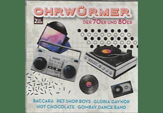 VARIOUS - Ohrwürmer-Der 70er Und 80er  - (CD)