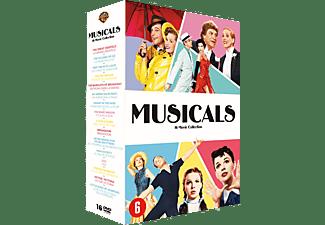 Musicals: 16 Movie Collection - DVD