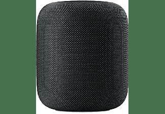 Apple HomePod, Altavoz inteligente, Chip A8, Siri, Altavoz 360º, Bluetooth, Wi-Fi, Gris espacial, domótica