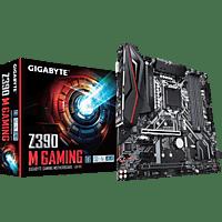 GIGABYTE Z390 M Gaming Mainboard Schwarz